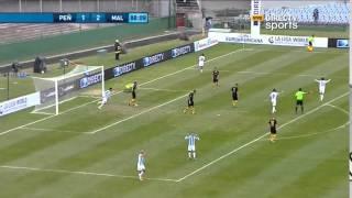 DIRECTV Sports™ - Peñarol - Málaga #CopaEuroAmericana