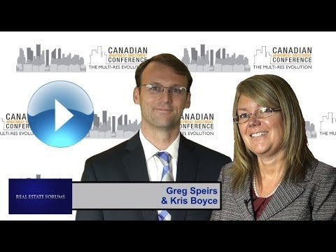 Canadian Apartment Investment Conference 2013 Highlights