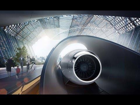 PARIS AIR FORUM | Intervention de Sebastien Gendron - TransPod Hyperloop