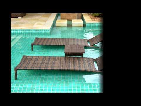 Piscina de concreto rs pastilha verde youtube - Cemento para piscinas ...
