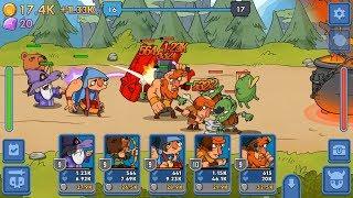 Các Anh Hùng Giành Lại Cây Thần Từ Golbin | Top Game Mobile Hay Android, Ios