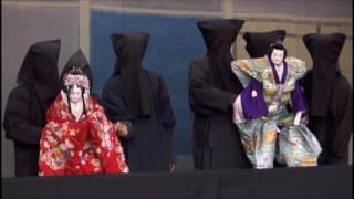 絵本太功記 十段目 尼ケ崎の段(Judanme(Act Ⅹ)of The Ehon Taikoki)(Shimonaka-za)