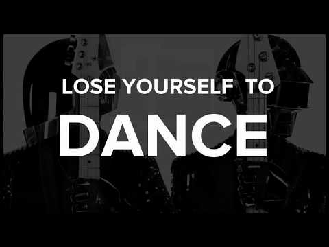 Daft Punk Lose Yourself to Dance Karaoke (ft Pharrell Williams)