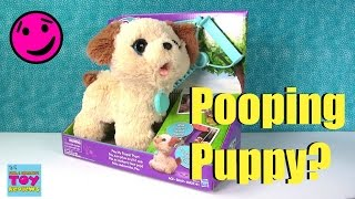 Pax My Poppin Pup Fur Real Friends Dog Eats & Walks | PSToyReviews