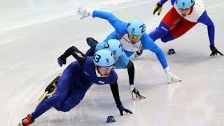 ШОРТ-ТРЕК. Энциклопедия зимней Олимпиады. - Short Track. Encyclopedia of the Winter Olympics.