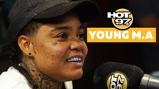 Young M.A Talks Being An Independent Artist + New Music + More!