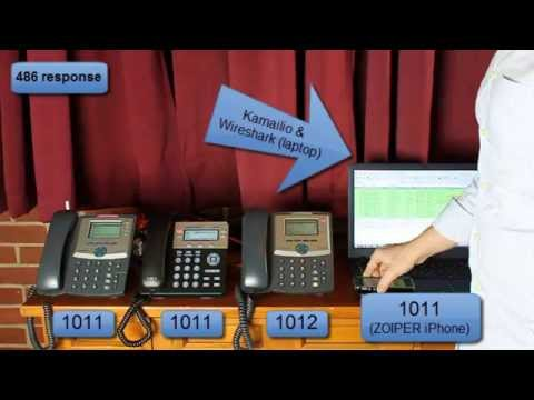 SIP Training - Examining The 486 'Busy Here' And 603 'Decline' SIP Response Codes