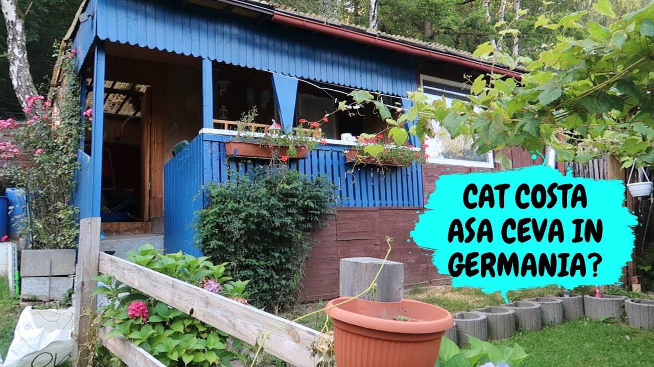 Despre cum ne-am cumparat gradina in Germania   Cat a costat si de unde?