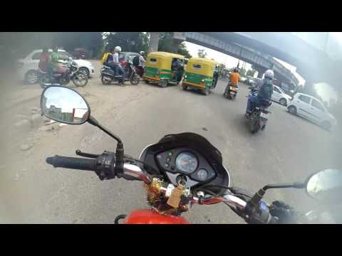 Daily Observation Ep #1- Ride from Delhi to Noida