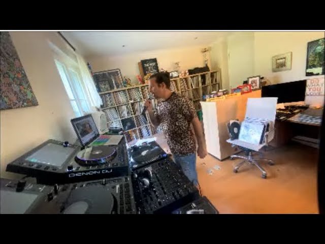 Luciano Living Room Session Part.36 (27.04.2020)
