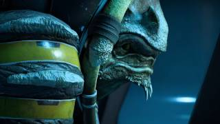 Mass Effect Andromeda - Drack + Lexi Chat