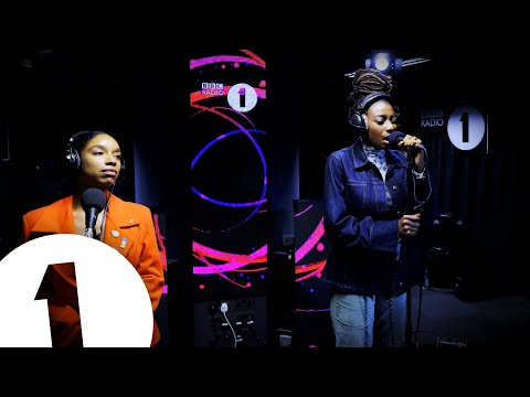 Little Simz - Both Ft Lianne La Havas In The Live Lounge