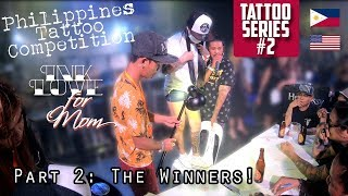 Philippines Tattoo Contest PART 2:  the Winners! - Ink Love for Mom