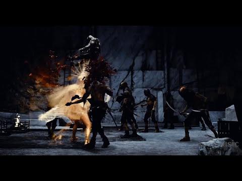 immortal final battle. scene HD