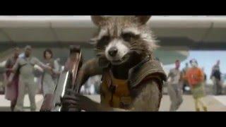 Rocket Raccoon Tribute: I'm so sorry