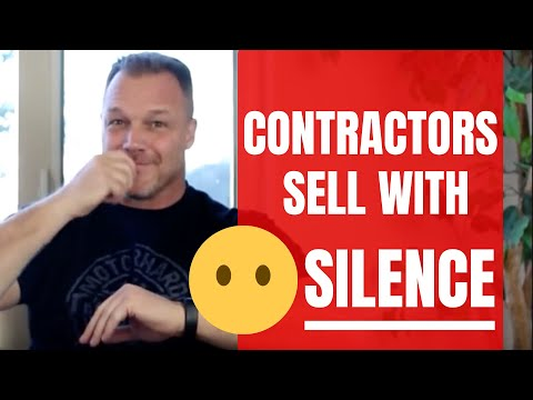 Contractor Business Tips: How To Ask Dumb Questions And Sell More!