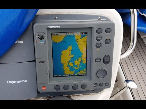 Raymarine raystar 120 - how to fix the NO FIX