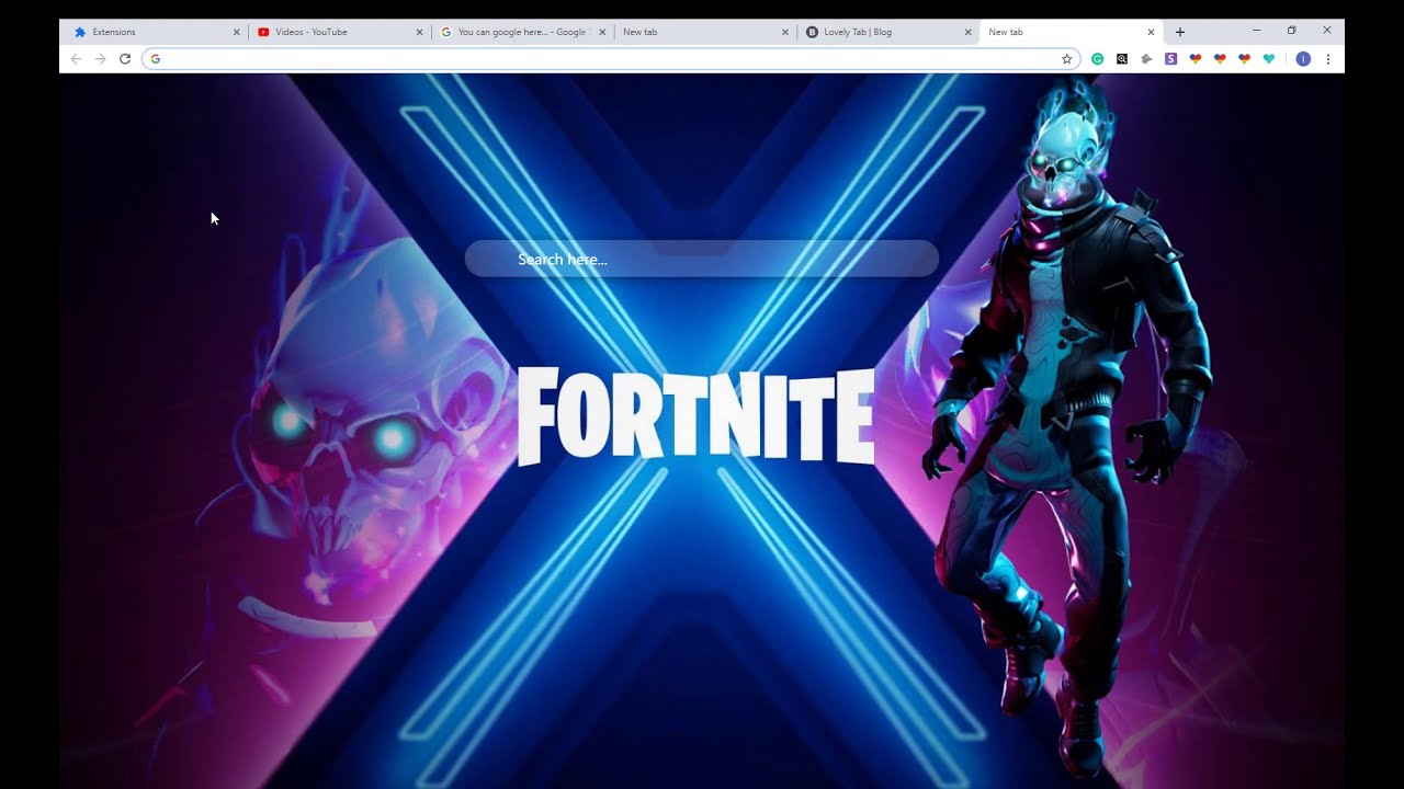 Great Eternal Voyager Fortnite Skin Wallpaper Collection Try Now