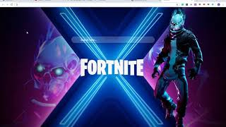 Great Eternal Voyager Fortnite Skin Wallpaper Collection - Try Now!!!