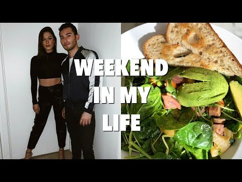 WEEKEND VLOG: new workouts, cleaning, chatting, etc
