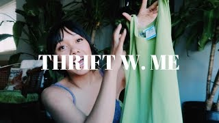 HUGE THRIFT HAUL - Kendall Jenner's Neon Obsession | HellaJam #thrifthaul