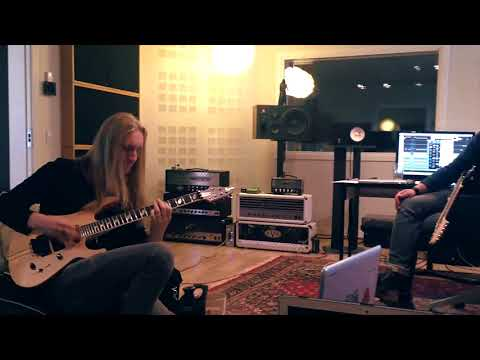 KOBRA AND THE LOTUS - Behind The Scenes (Prevail II Recordings) Part 2 | Napalm Records