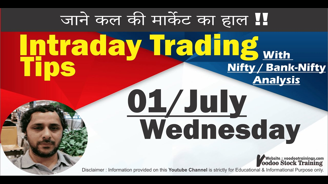 Best Intraday Stocks for 01 July | Free Intraday Live Trading Tips | Nifty & Bank Nifty Tips