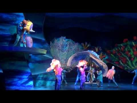 Finding Nemo the Musical at Disney World's Animal Kingdom Full Show in HD