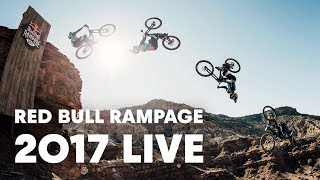 Red Bull Rampage 2017 | Replay