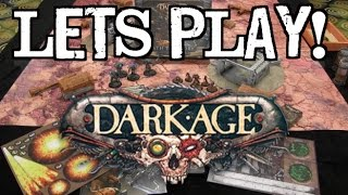 Let's Play! - Dark Age (2017 Master Rules) by CMON Games