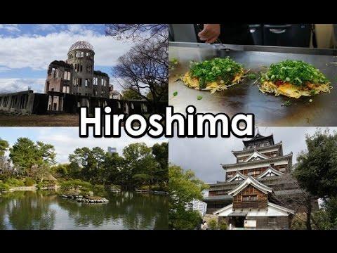 HIROSHIMA ・広島|Okonomiyaki, Castle, Peace Memorial Park & Shukkeien Garden (Japan Travel Vlog #7)