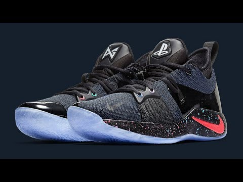 13f9f90b278 Nike s New PG2 Basketball Shoes Are A PlayStation Gamer s Dream ...