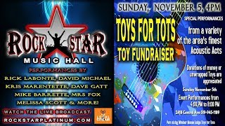 TOYS FOR TOTS ( SET 1) 10/05/2017