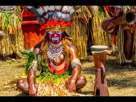 Ken Dog Mt. Hagen Culture Show Aug. 15, 2015