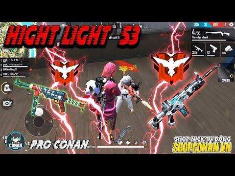 [ Highlight Free Fire ] Tổng Hợp Những Pha Xử Lý Tinh Tế Đẹp Mắt - ProA_Conan #53