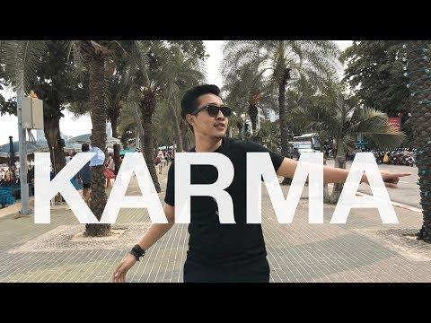 Guyon Waton - Karma   JOGET DI THAILAND!