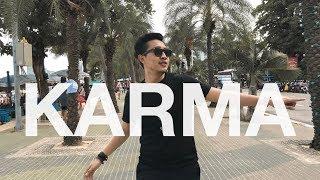 Guyon Waton - Karma | JOGET DI THAILAND!