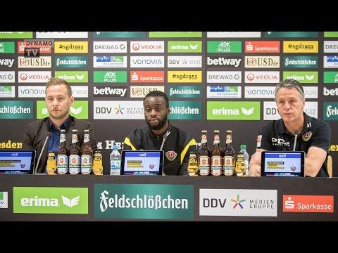 14. Spieltag | SGD - BOC | Pressekonferenz vor dem Spiel