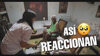 Difícil Situación de la COMIDA en CUBA 🇨🇺 Ayudamos a Abuelitos Necesitados❤️👵🏽 - Anita con Swing