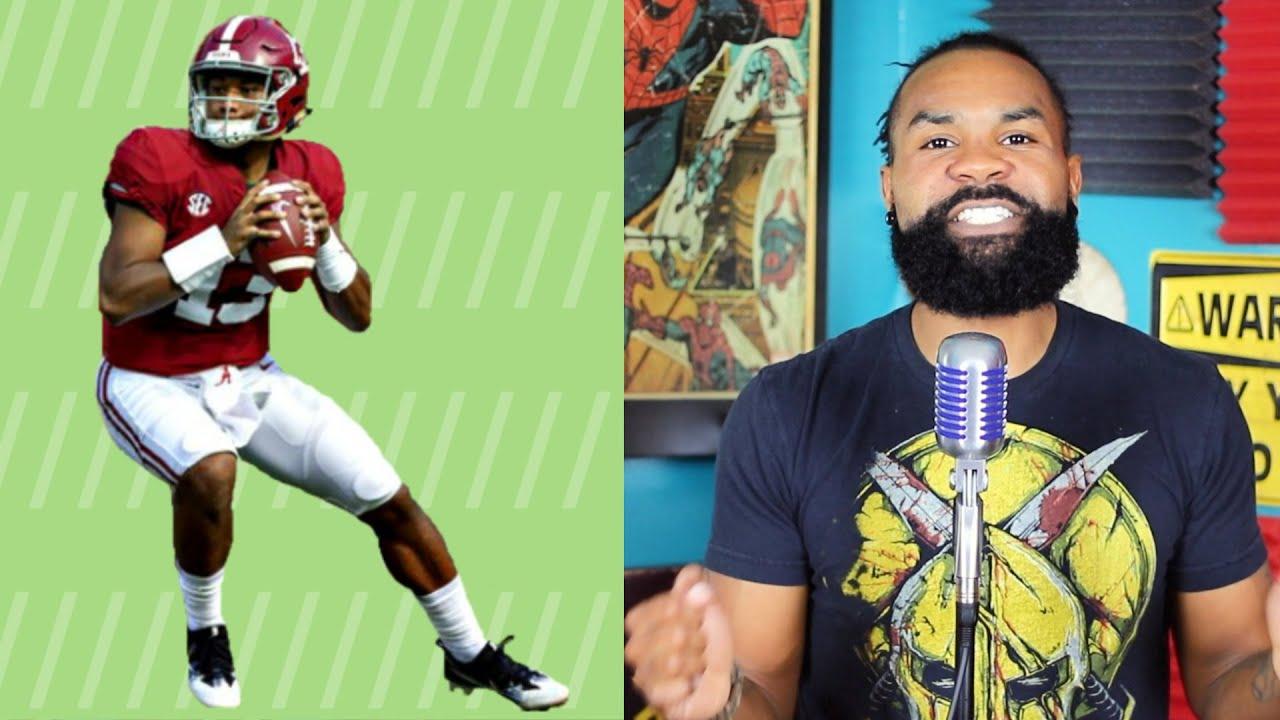 Tua Tagovailoa, Alabama's Star Quarterback, Will Enter the N.F.L. ...