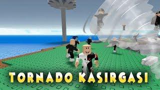 Ouragan Tornado Bald !!! / Natural Disaster Survival / Roblox anglais