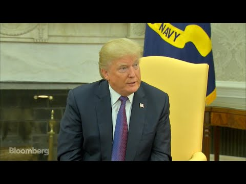 Trump Supports 'Short-Term' Solution on Health Care