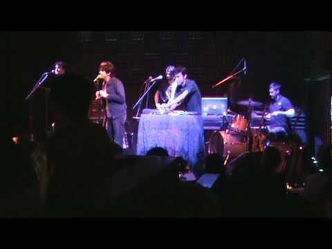 Goldspot - Tale of a Fish (Live at Joe's Pub, NYC 2/19/10)