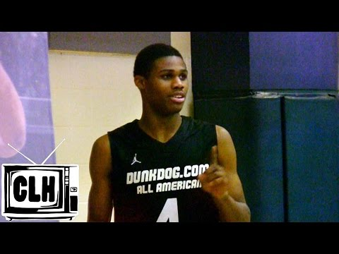 Will Dillard Athletic Freshman with Potential - Class of 2018 Basketball