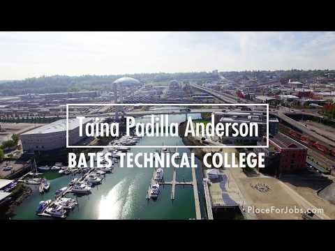 The Place for Jobs - Bates Technical College