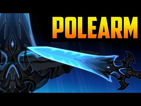 =AQW= GETTING DREADNOUGHT'S POLEARM (REVIEW) | AQWorlds 2018