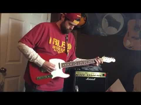 2014 Fender American Standard Telecaster - Channel Bound Tele - New Guitar Day - Unboxing