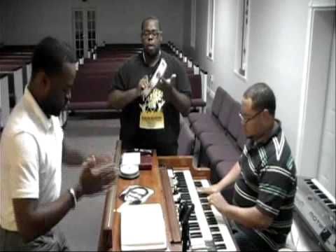 COGIC Yes Lord Hymn Book Praise Medley