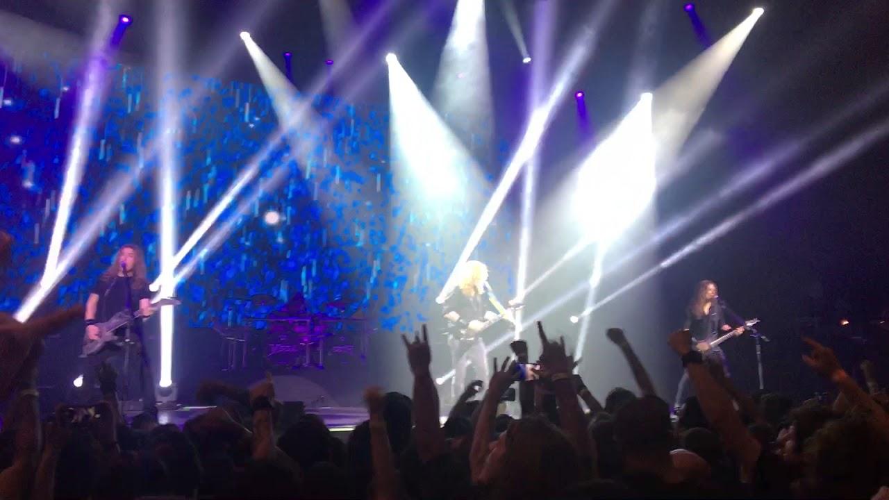 Tornado Of Souls - Megadeth - São Paulo Brazil - 10 31 2017 - YouTube 8a69c54fda2