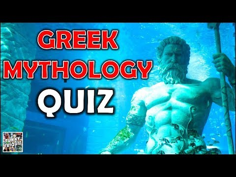 """How Much Do You Know About """"GREEK MYTHOLOGY""""? Test/Trivia/Quiz"""